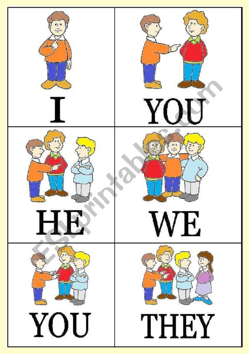 possessive and object pronouns exercises pdf