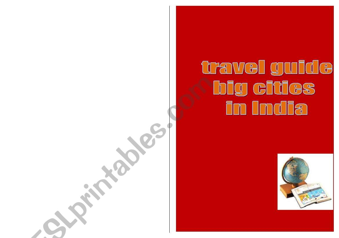 travel guide India (easy version)