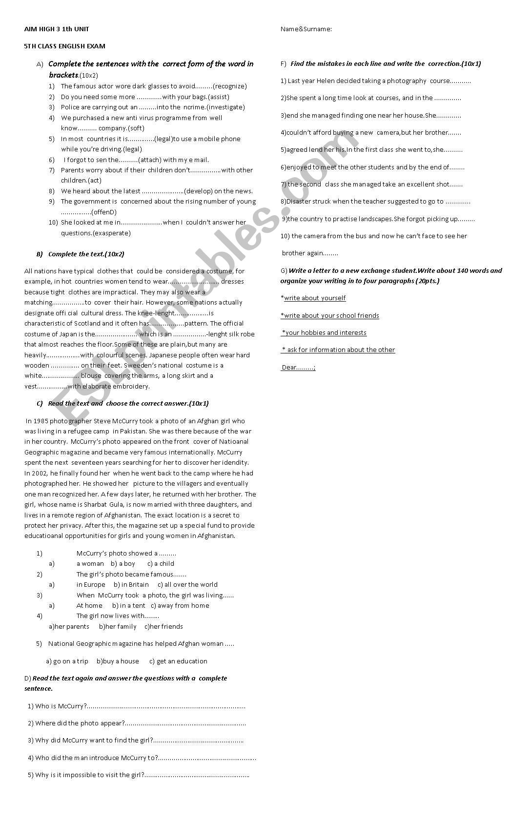 12 Best Images of Editing Worksheets For Middle   High as well  additionally English worksheets  AIM HIGH 3 UNIT 1 REVISION also Free Proofreading Worksheets Worksheet Proofreading Marks Free as well Verb Tenses Review Grammar Worksheets For Middle additionally Year 5 6 Spelling And Grammar Revision Worksheet Activity together with Mark Scheme For 9 1 Biology Revision Sheets Differentiated in addition  also Grammar Worksheets High Doc Info English Revision Pdf in addition Maths Revision And Worksheets For 9 1 Exam Question Practice Maths additionally KS3 summary revision worksheets 2jnbiuu besides High Punctuation Worksheets Copy Editing Practice Info further Editing Checklist Template S les r High School Pdf Self further Revision Worksheets Printable For High Freedom Struggle Of 2 further High Grammar Lessons Worksheets Tense Images Teaching Gr On as well Editing And Proofreading Worksheets Middle Grammar Sion For. on revision worksheets for high