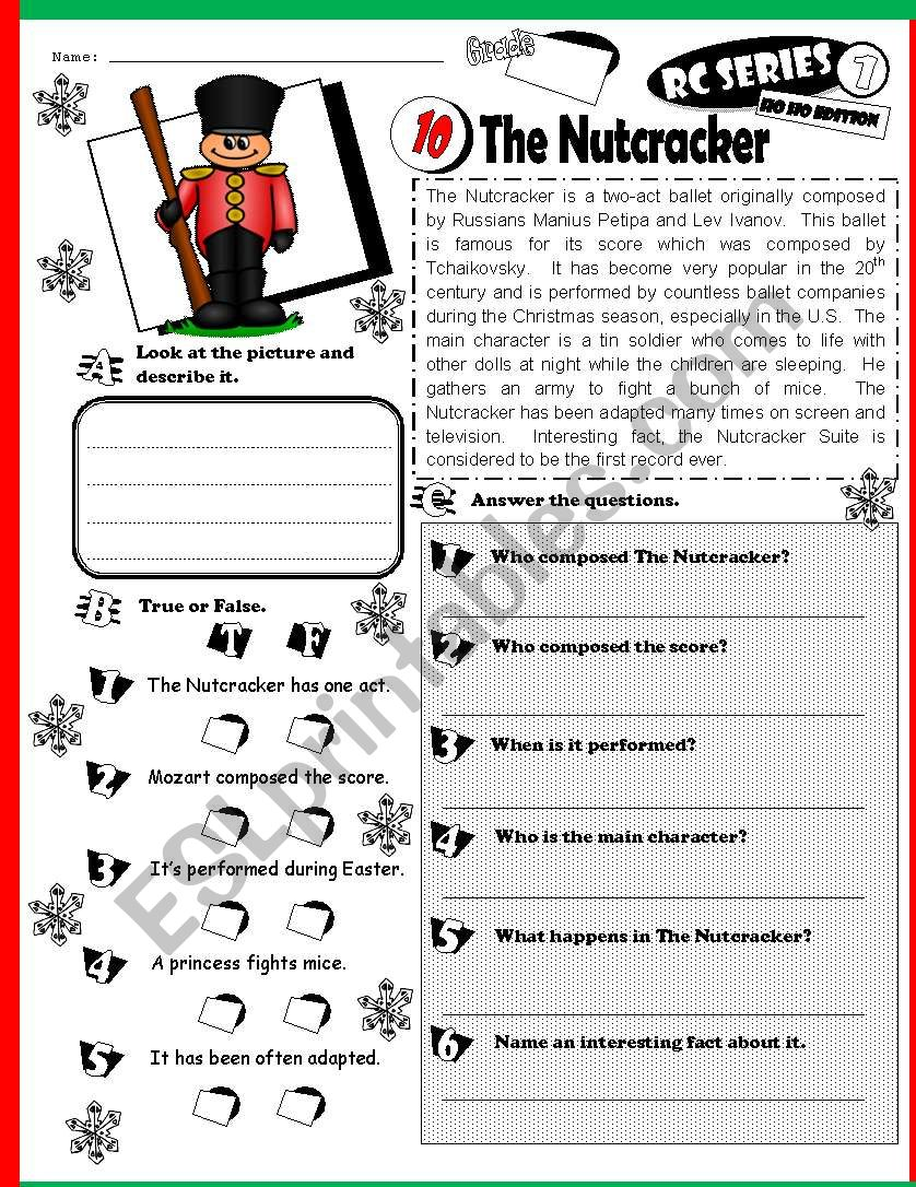 RC Series_HO HO Edition 10 The Nutcracker (Fully Editable + Key)