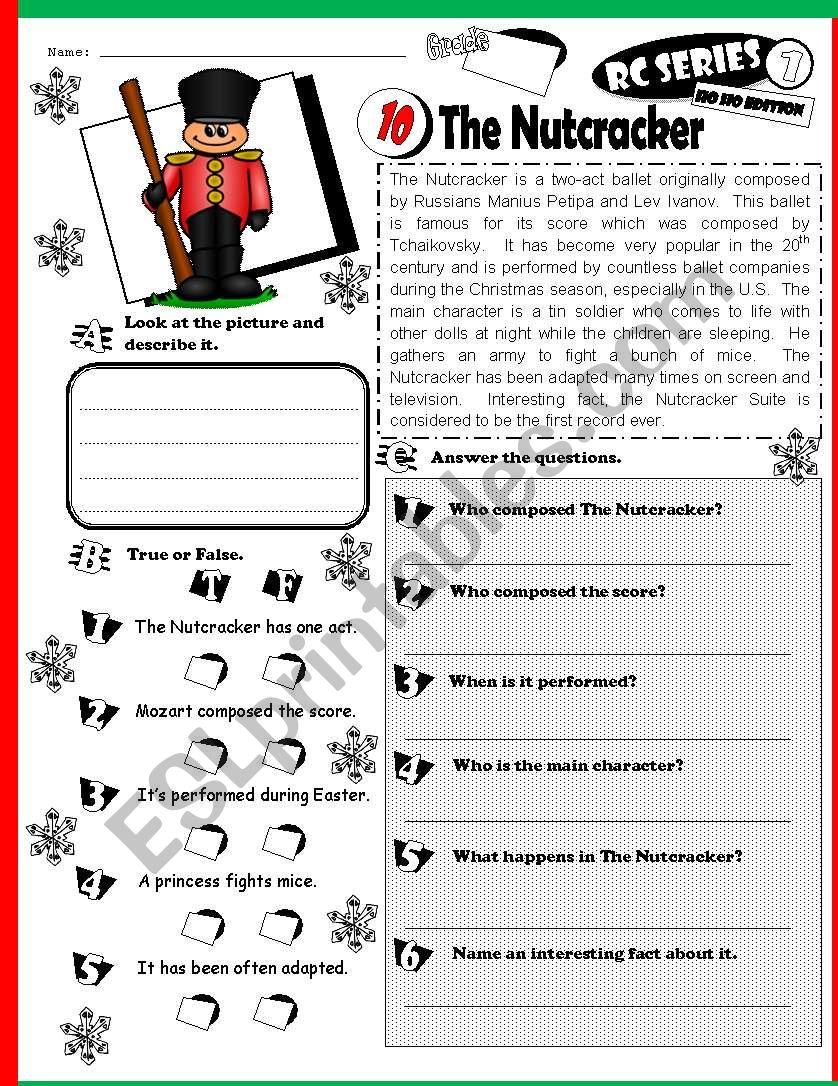 RC Series_HO HO Edition 10 The Nutcracker (Fully Editable + Key)