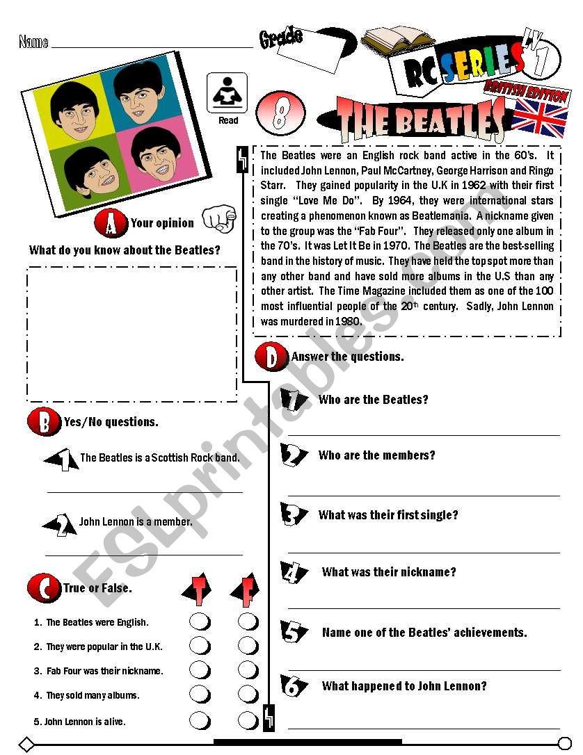RC Series_British Edition_08 The Beatles