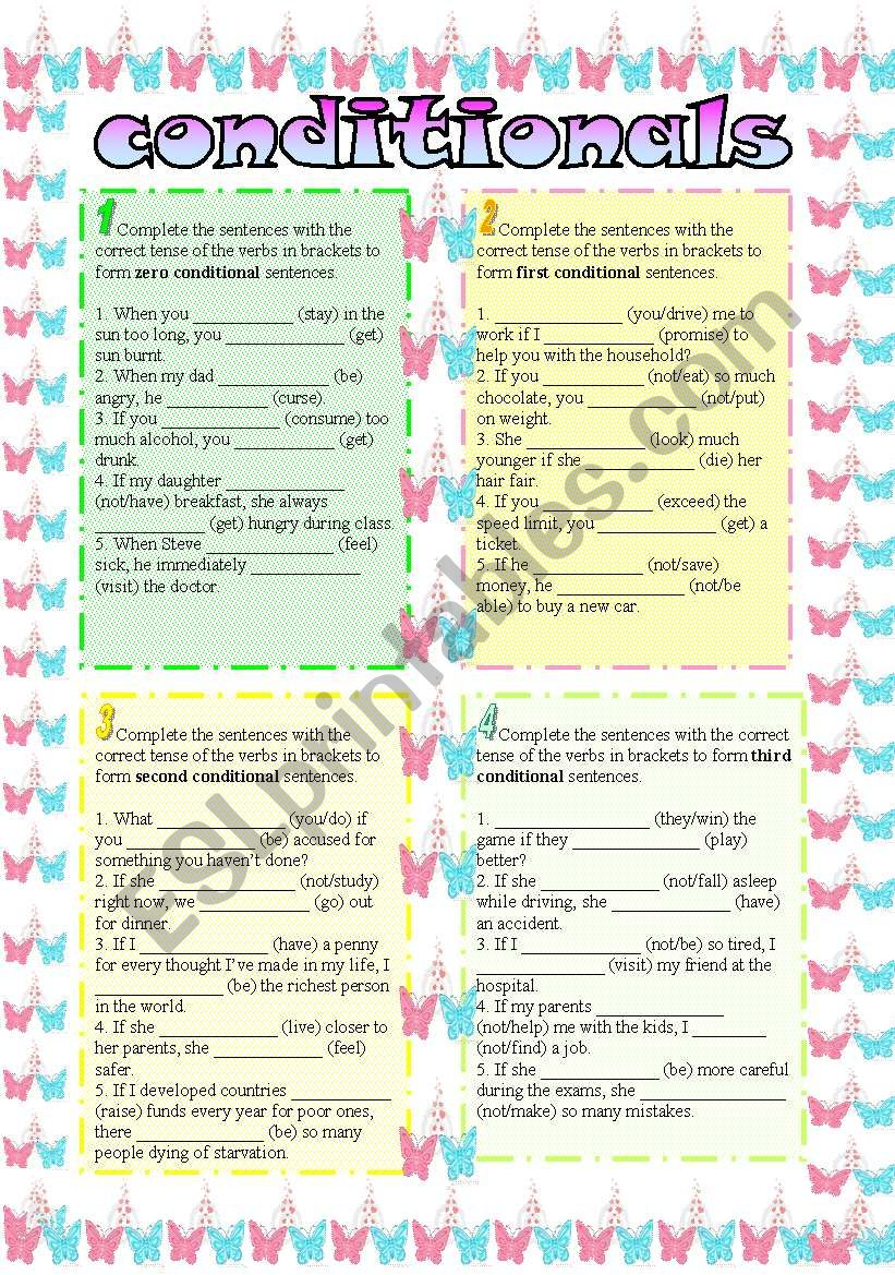 a8a6d54a542b8d conditionals - ESL worksheet by natval
