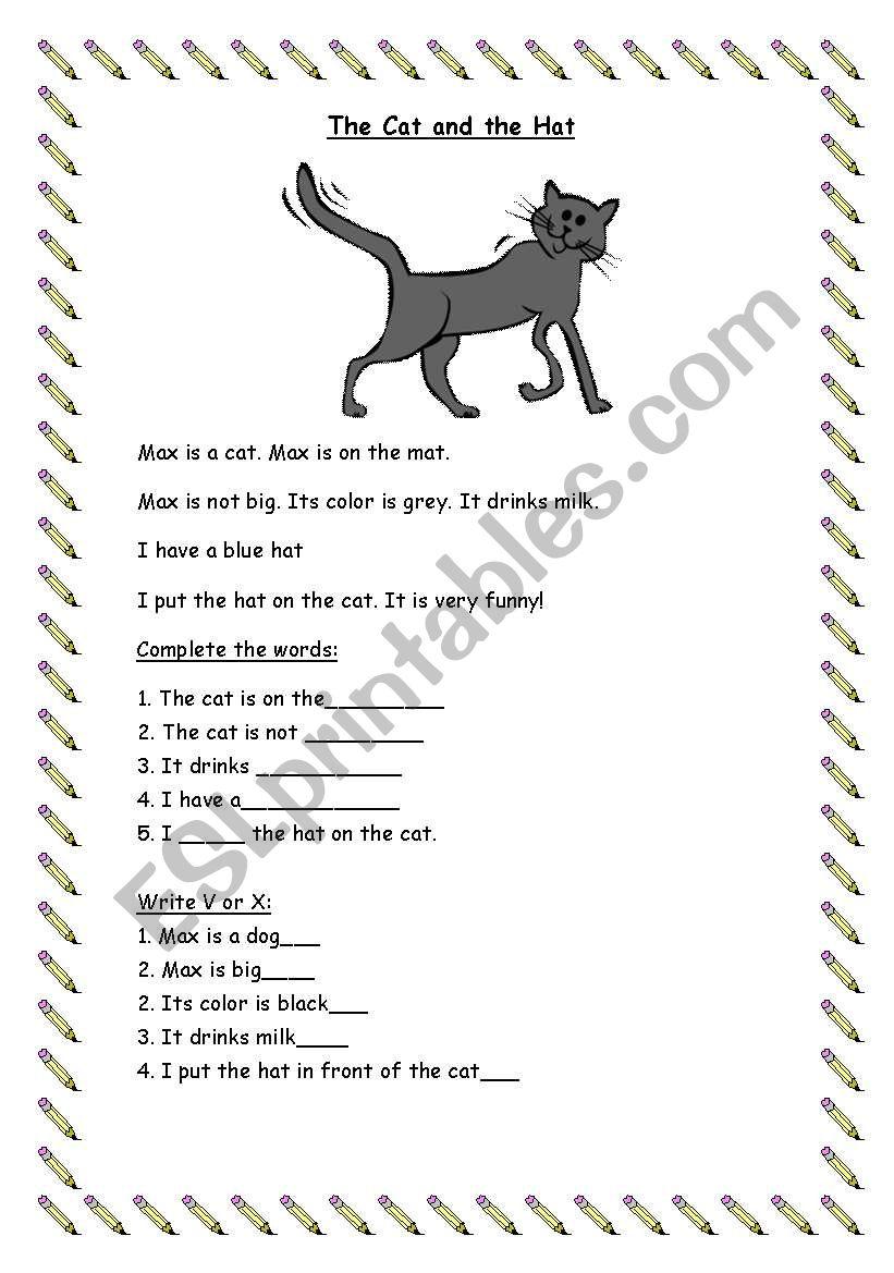 - Reading Comprehension For Beginners - ESL Worksheet By Ko2285
