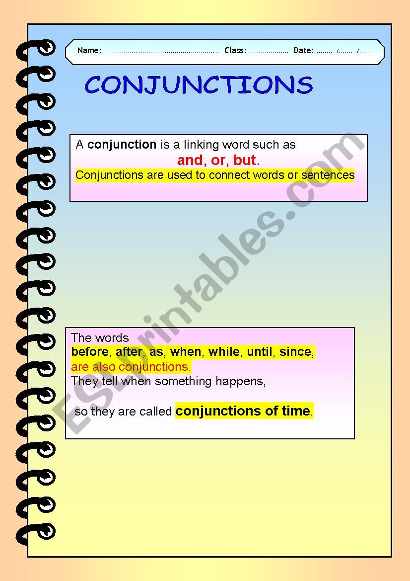 conjunctions and connectives esl worksheet by galal. Black Bedroom Furniture Sets. Home Design Ideas
