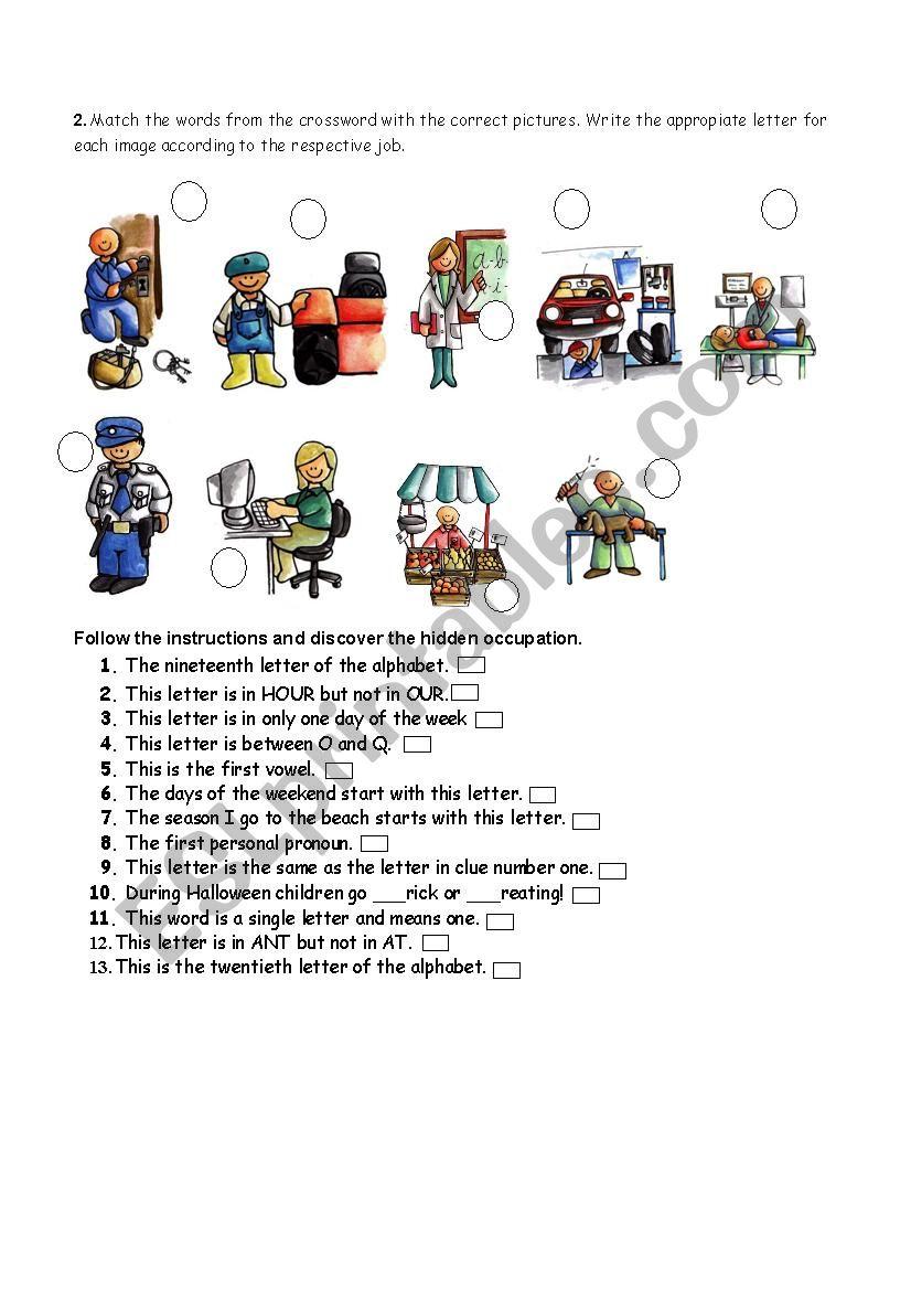 Present simple workshop worksheet