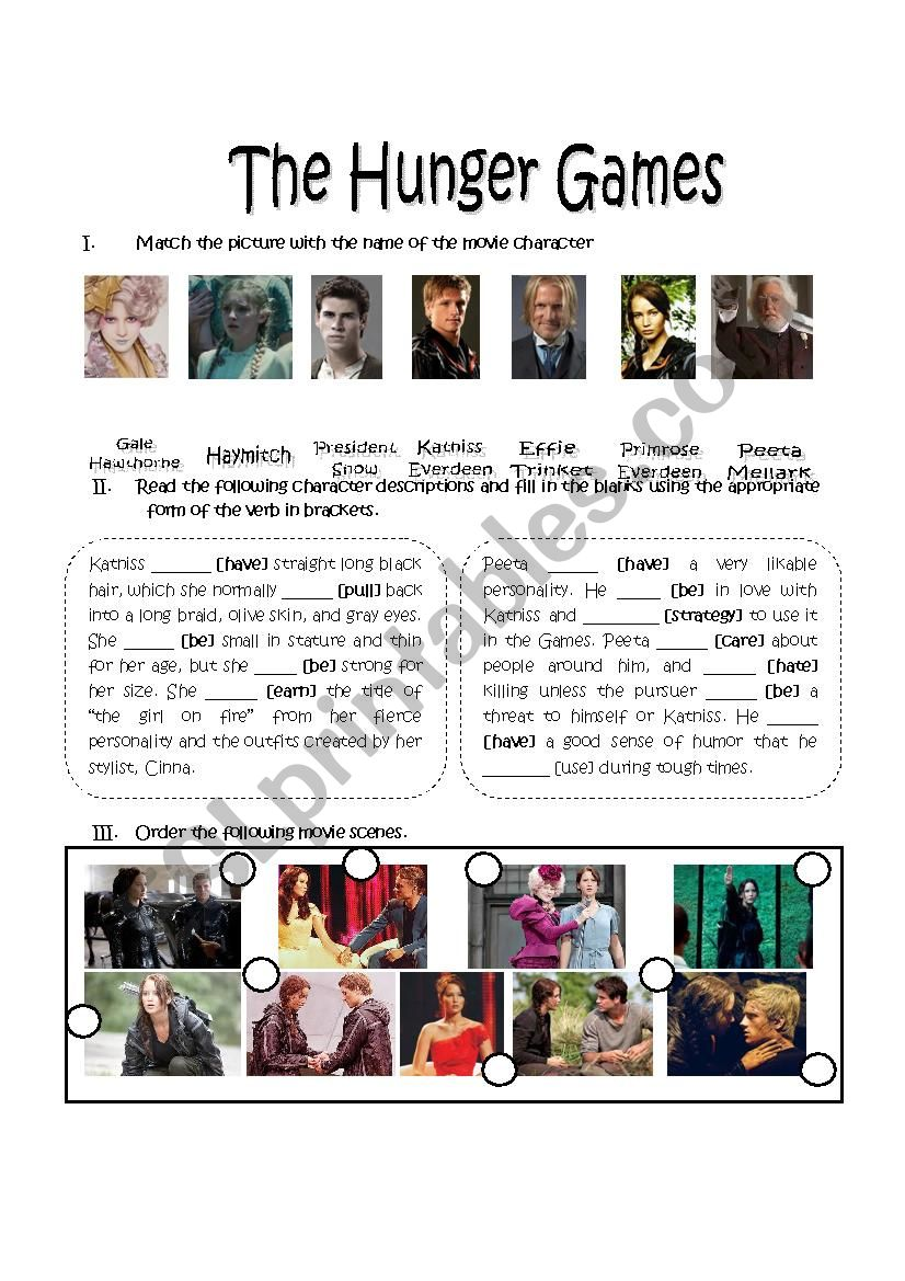 The Hunger Games, Movie activity