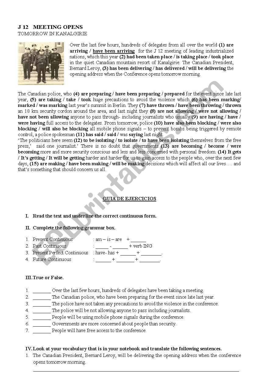 ing forms worksheet