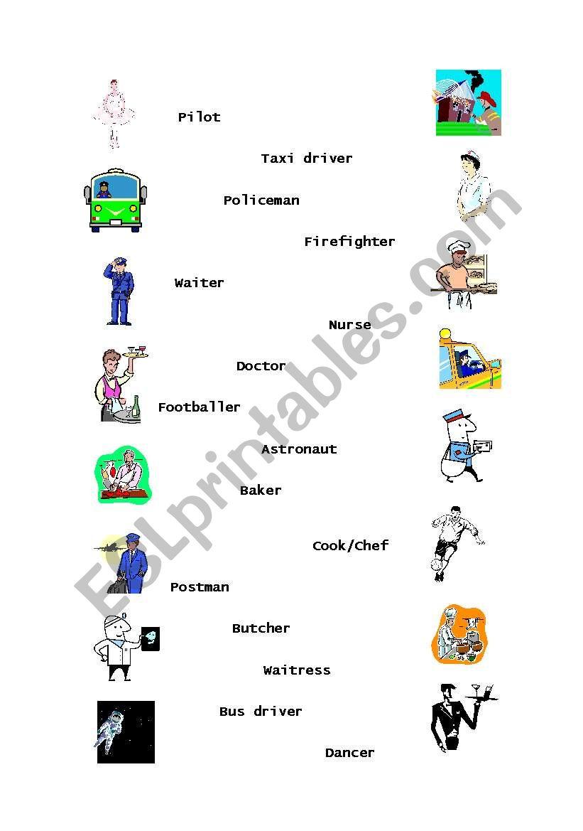 Jobs 2 worksheet