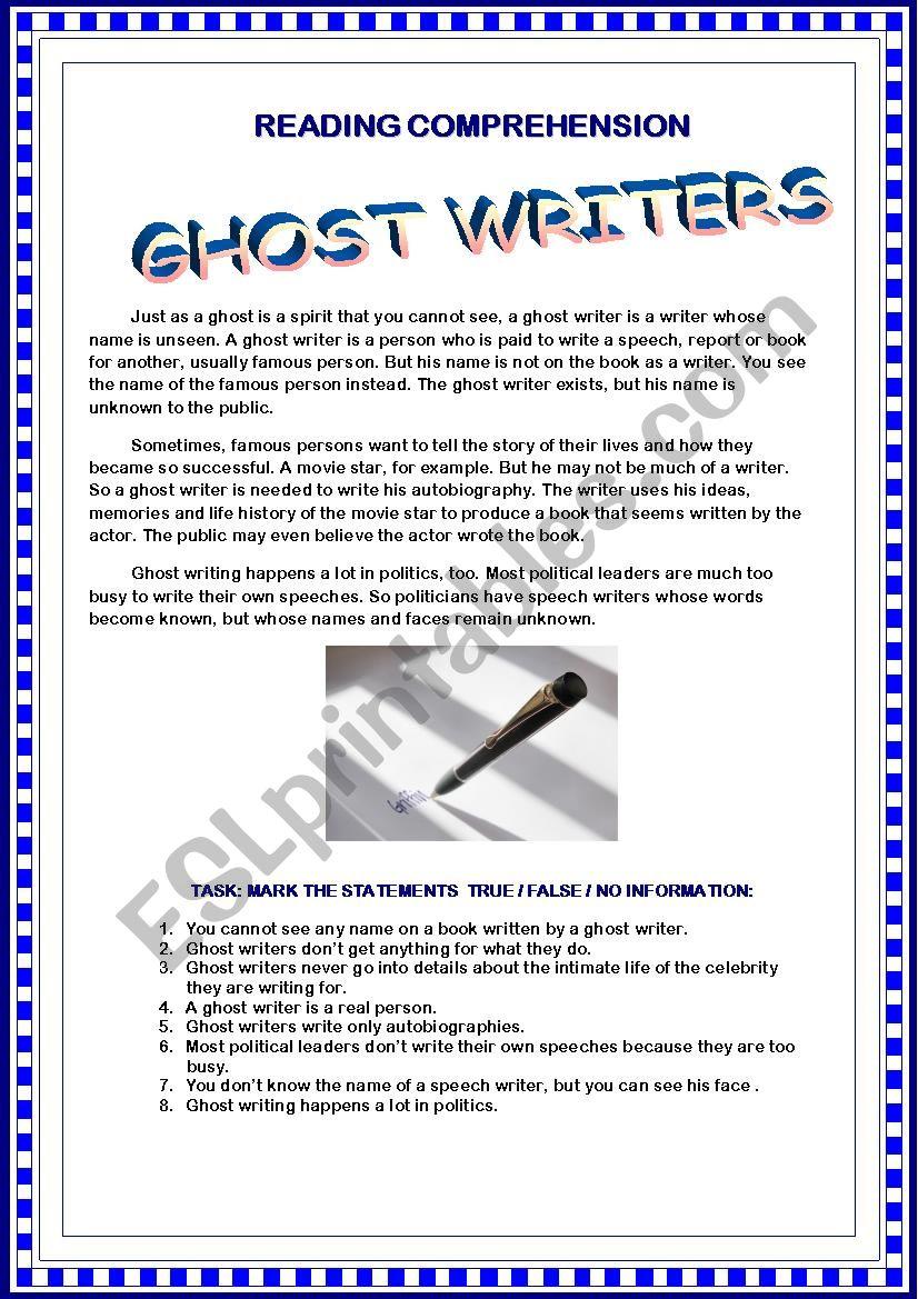 Esl homework ghostwriters sites for school elements of a good literary analysis