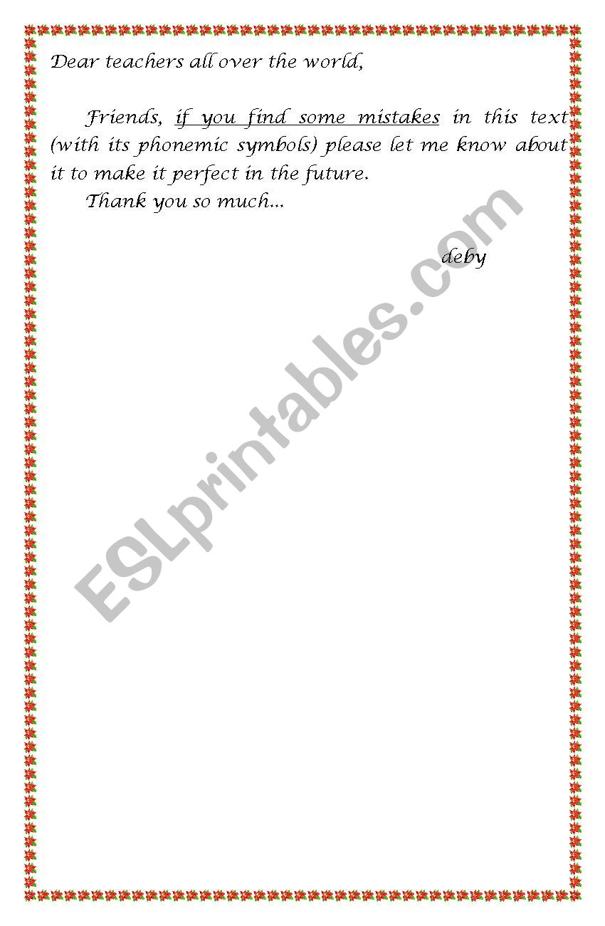 photo about Cinderella Story Printable named Cinderella Tale with Phonemic Logo - ESL worksheet as a result of