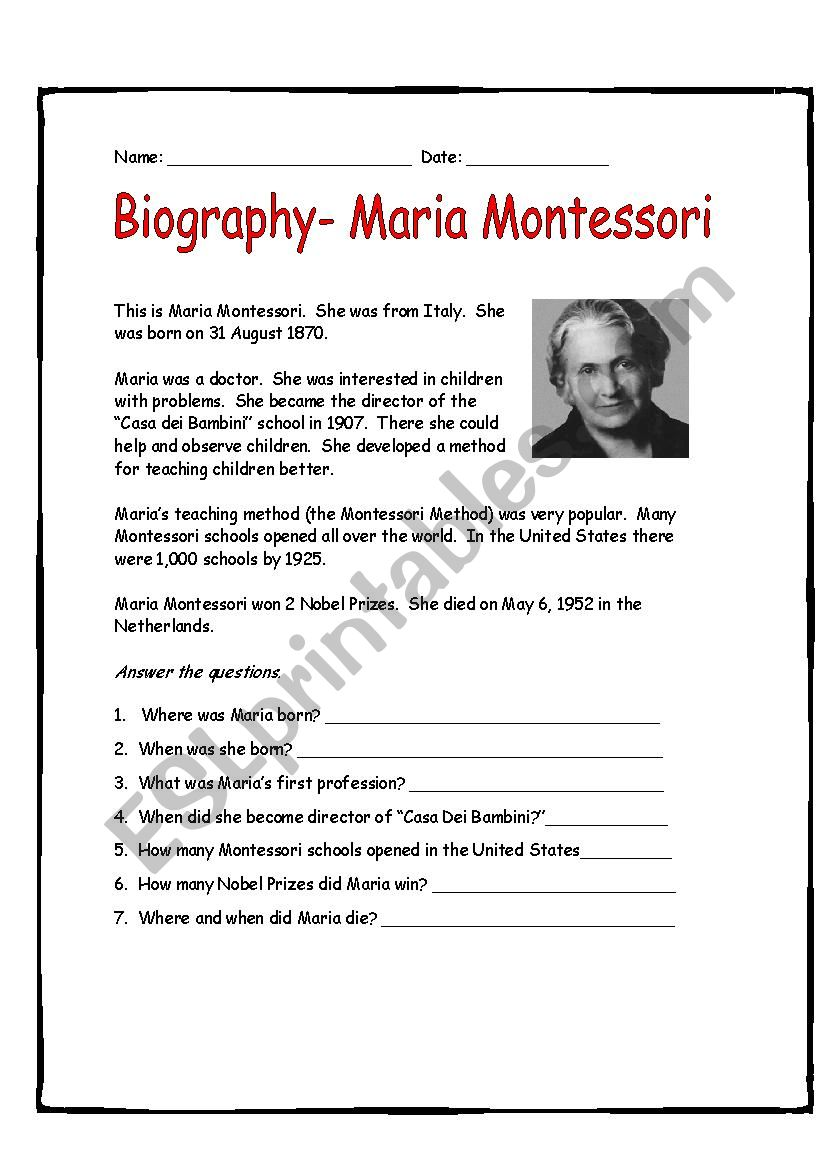 http://www.eslprintables.com/previews/719101_1-Maria_Montessori_Easy_Biography.jpg