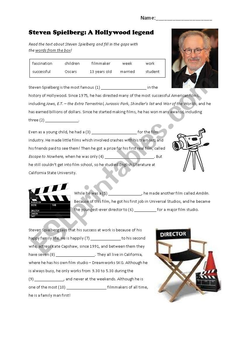 Steven Spielberg: A Hollywood legend
