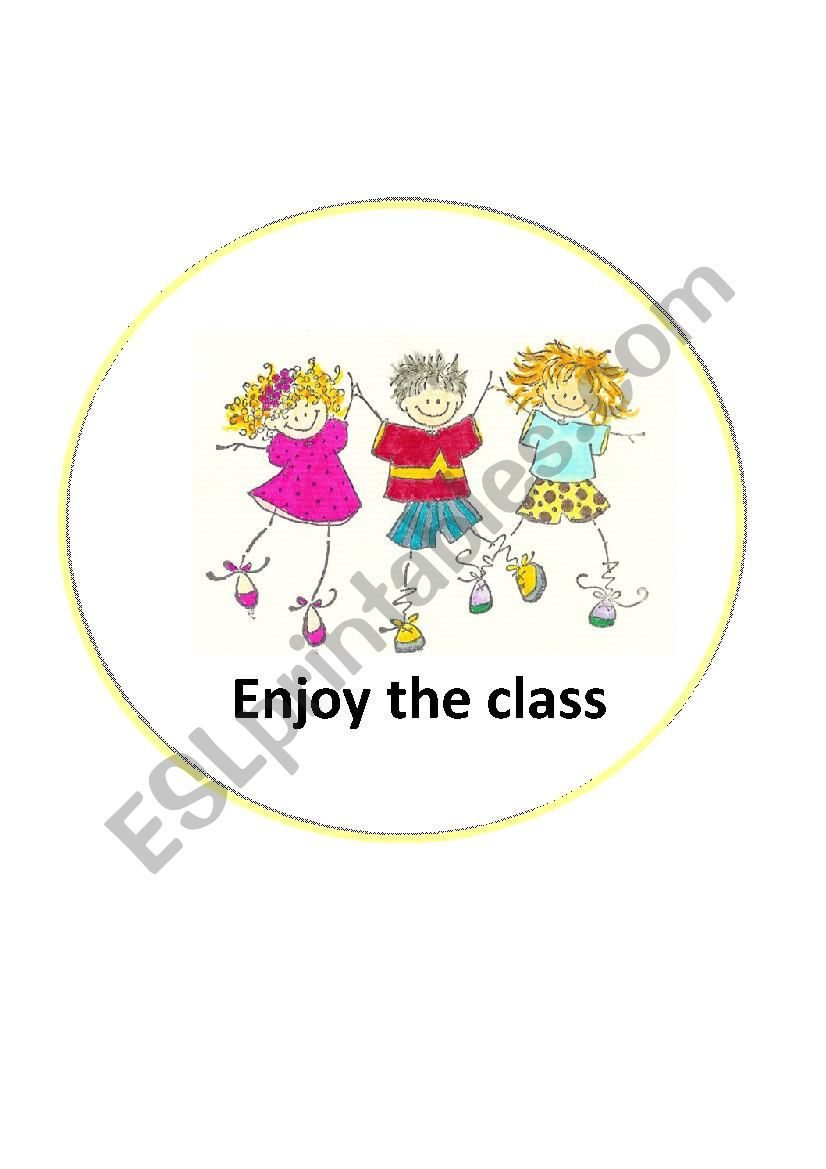 RULES OF THE CLASSROOM worksheet