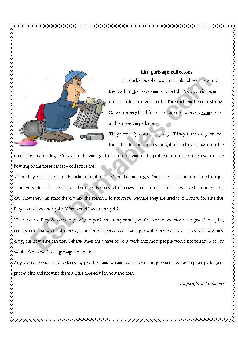 End-of-Term Test N°2 (9th grade)