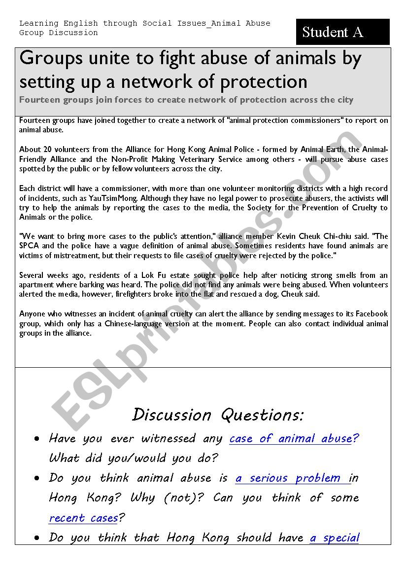 Cause and Effect worksheet - ESL worksheet by ndclauwy
