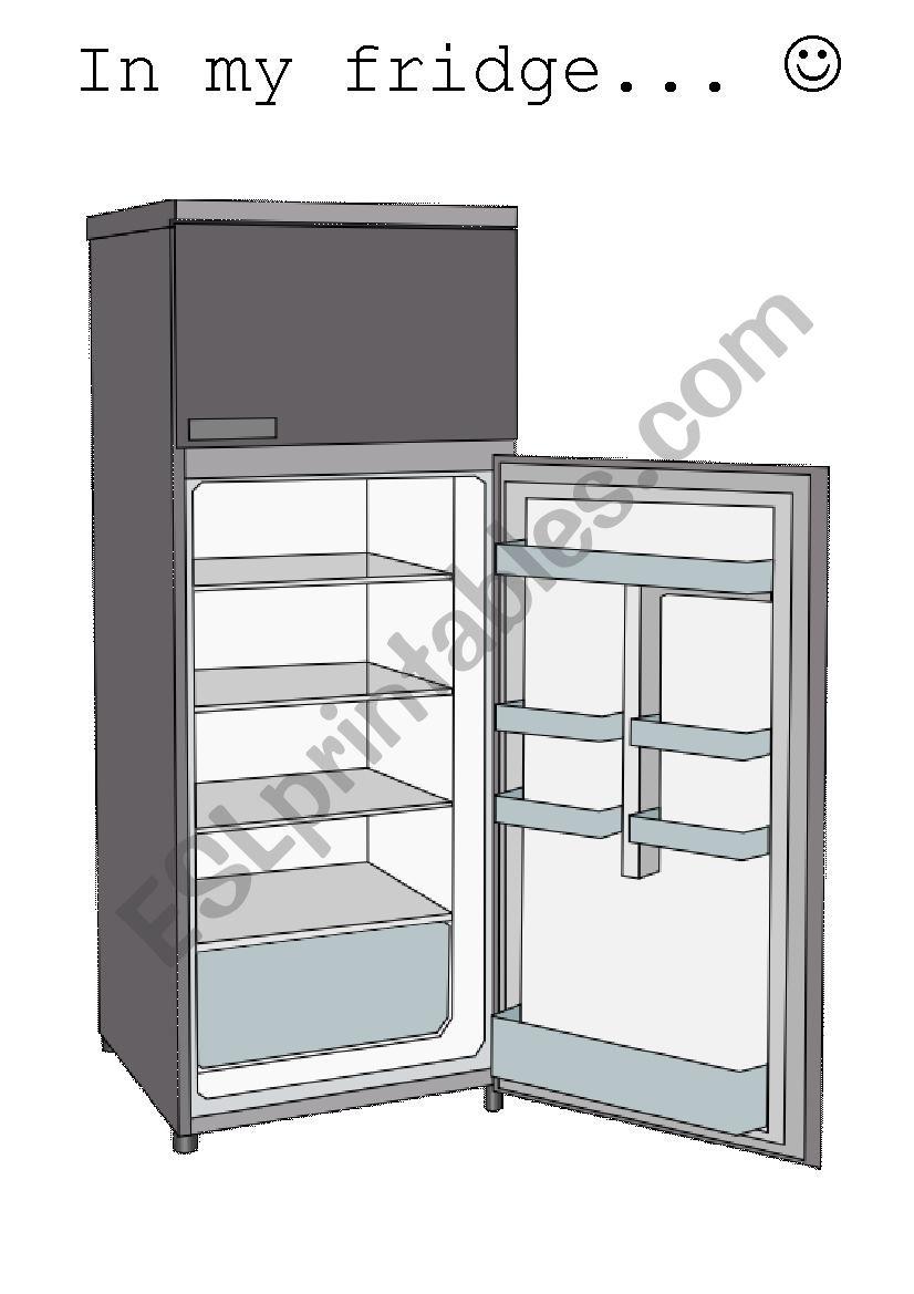 Food (in my fridge) cut, listen, stick