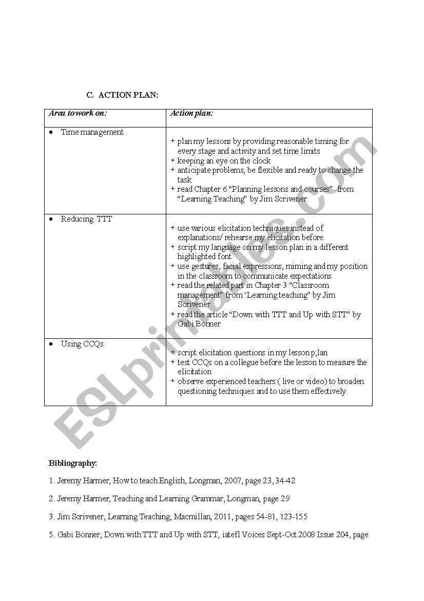 assignment 4 - ESL worksheet by meryemuysal