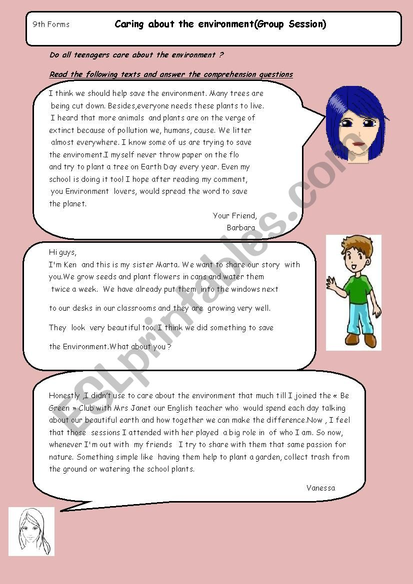 writing and reading activity worksheet