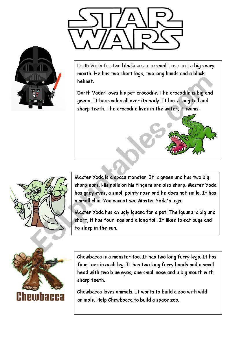 Animal - text (Star Wars theme)