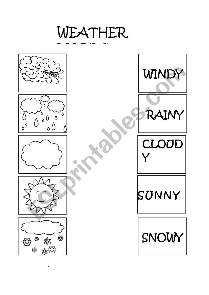 Weather Coloring Pages for Kids | Coloring pages for kids ... | 1169x826