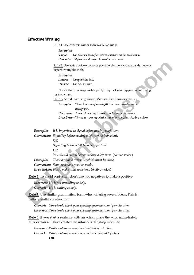 Grammar quiz - ESL worksheet by ashlep