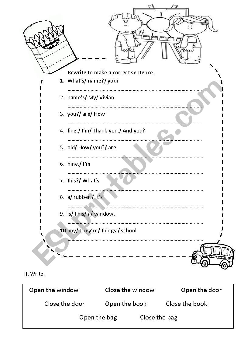 worksheet Family And Friends 1 Worksheets english worksheets family and friends 1 unit worksheet