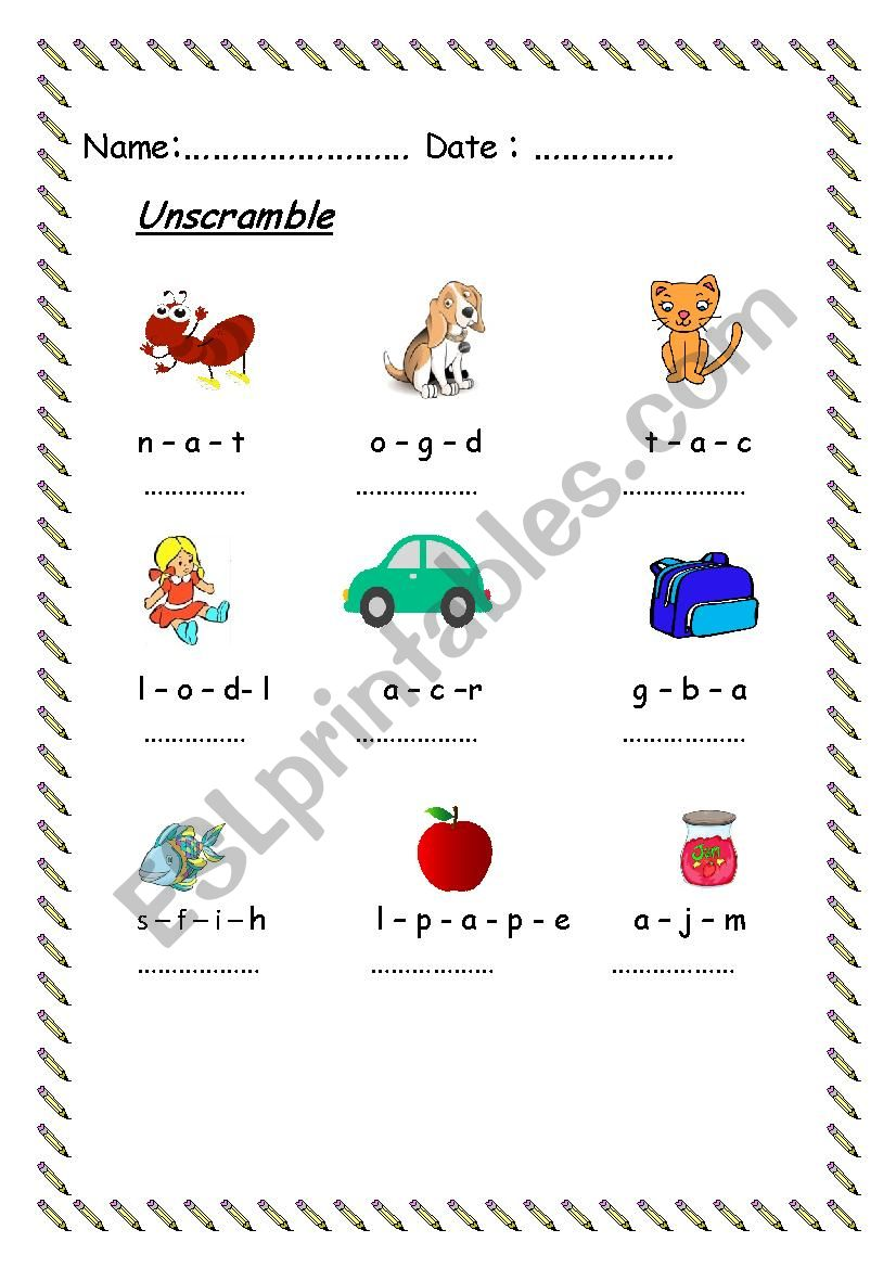 worksheet for beginners (2) worksheet