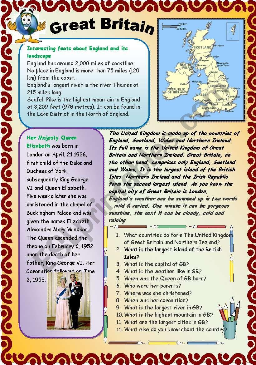 GREAT BRITAIN. PART 1.  29.07.2008.