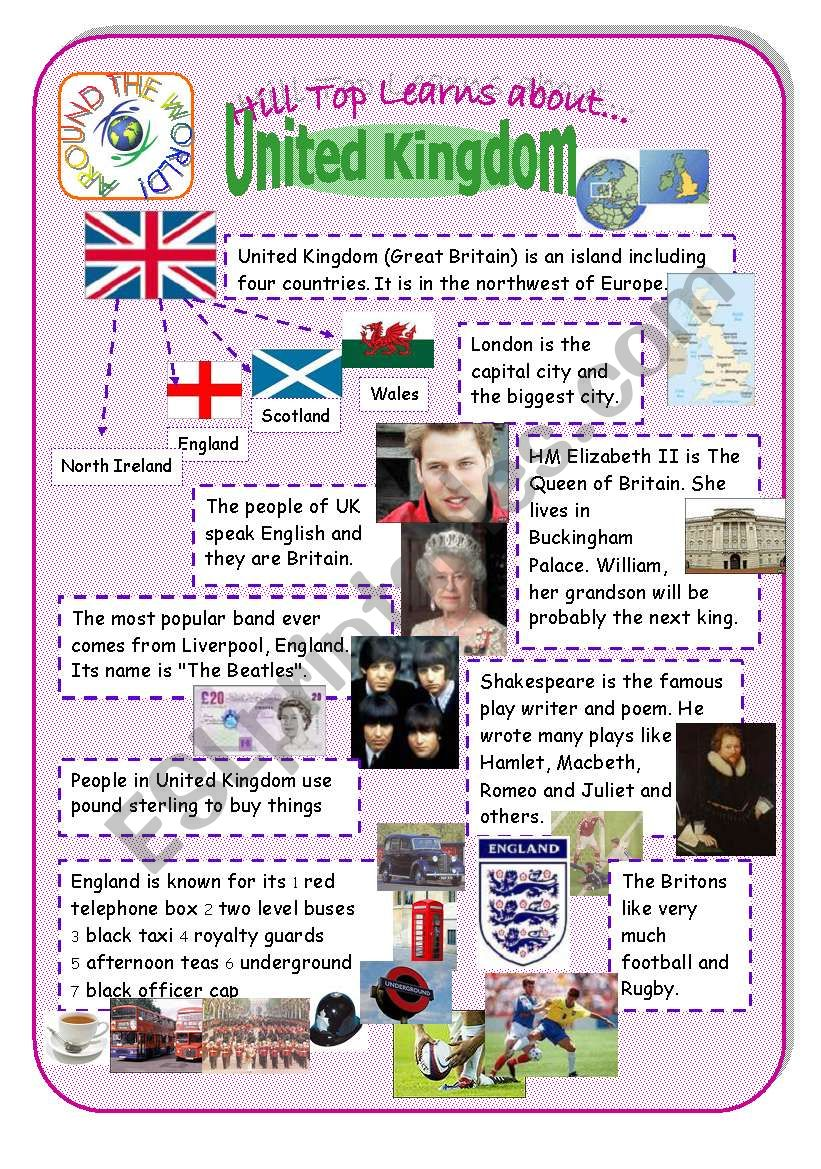 United Kingdom - an introduction to the country