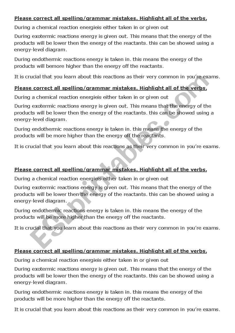 Science Literacy Starter Esl Worksheet By Nyen