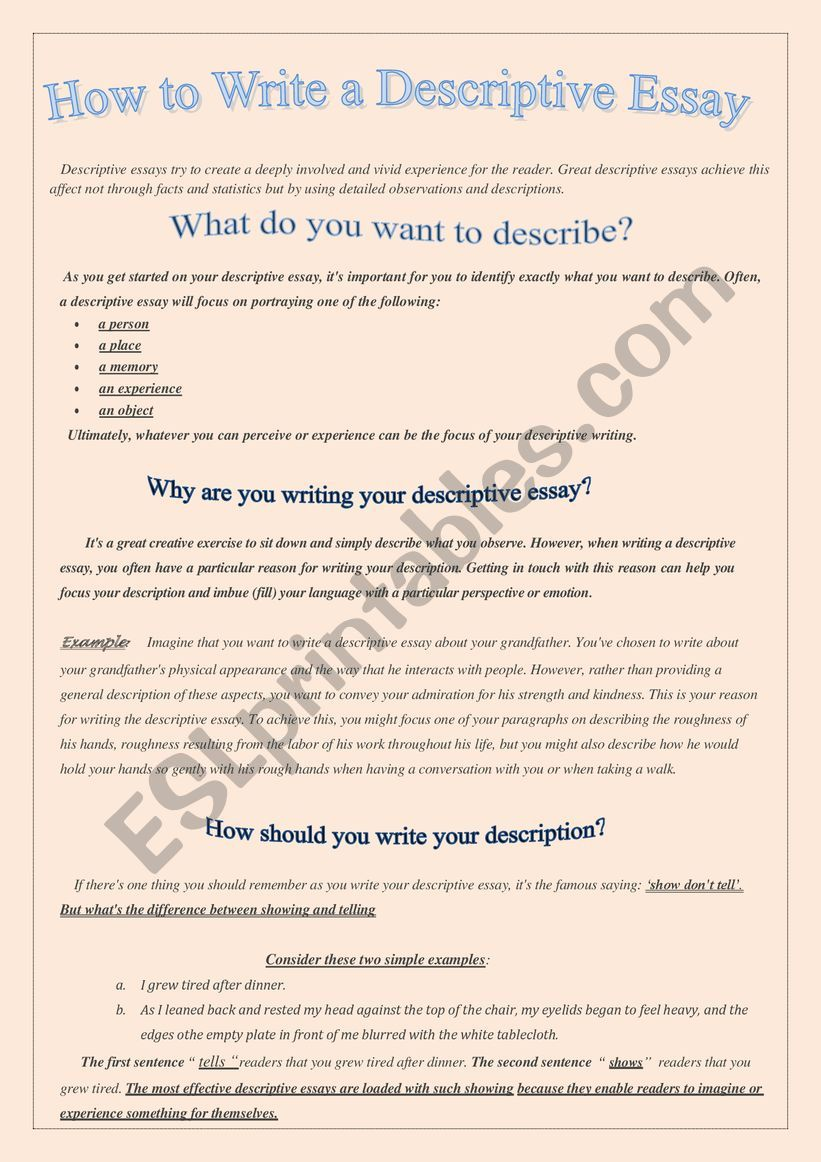 Jul 28, · Build Toward Essay Writing Skills.The best way to approach essay writing skills is to start at the sentence level.Once students have learned to compose simple, compound and complex sentences, they will have the tools necessary to write longer documents such as essays, business reports, formal emails, and so on.