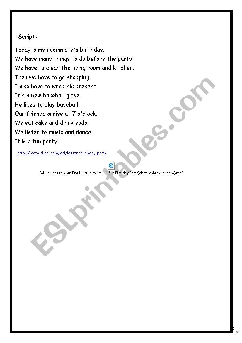Mid-Semester 2 test n°1 7th form - ESL worksheet by marane