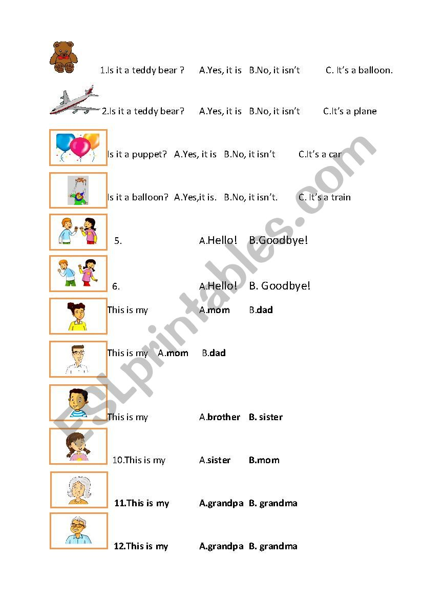 - Worksheet Grade 1 Grammar Is It A...? - ESL Worksheet By Yutaka2012vn