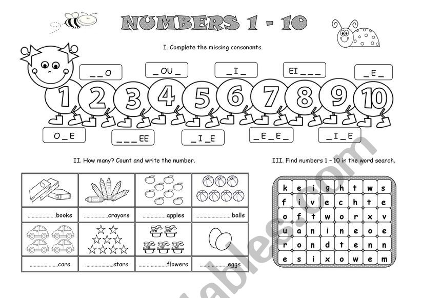 It's just an image of Printable Number Line 1-10 for addition subtraction