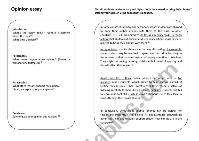 B school essay weakness