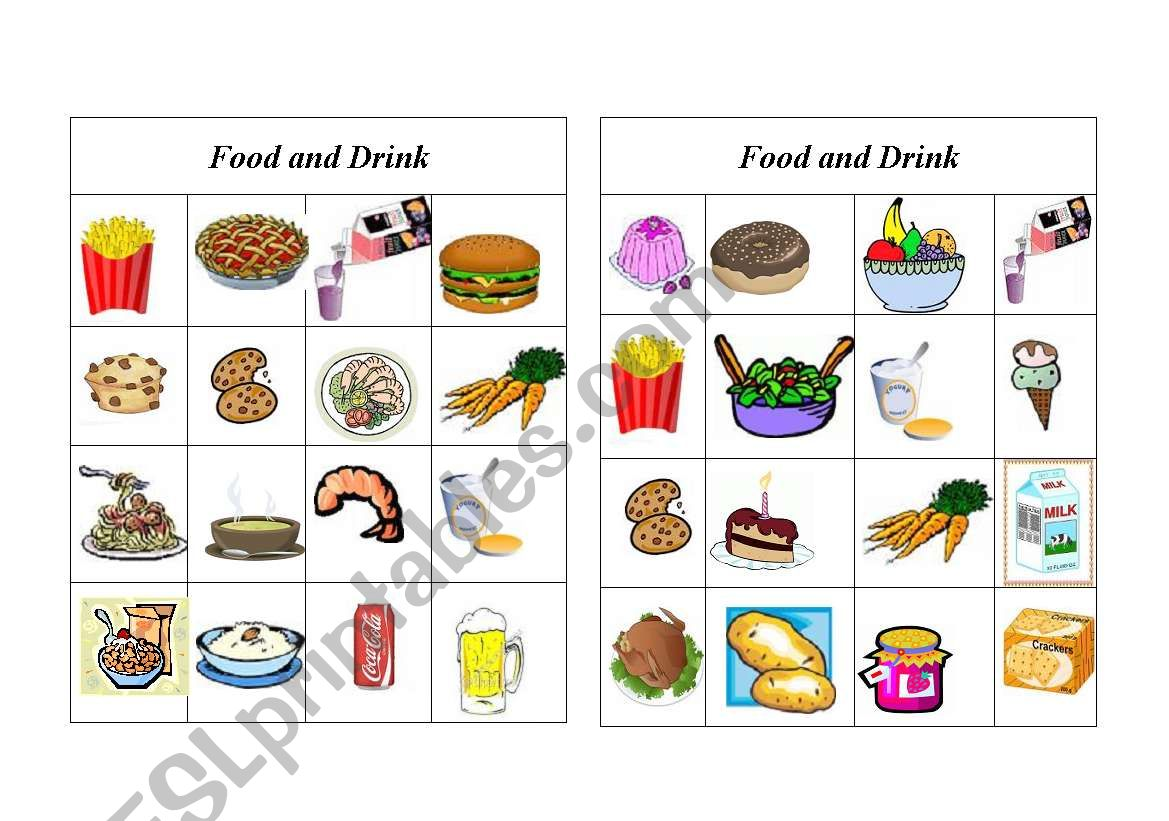 Bingo Food and Drink ( 5 of 8 )