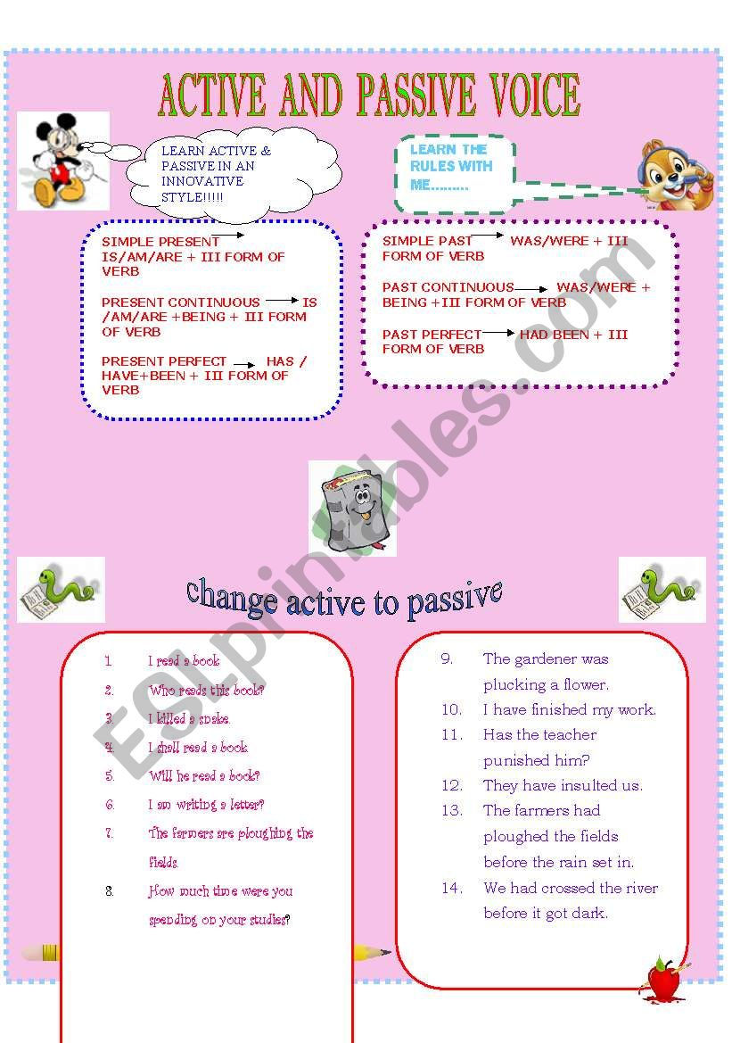 active and passive voice(29-08-2008)
