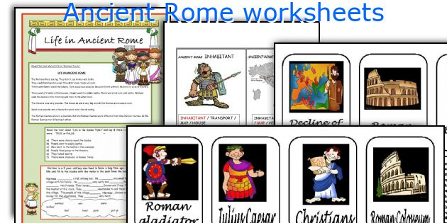 Ancient Rome Worksheets. Worksheet. Ancient Rome Worksheet At Clickcart.co