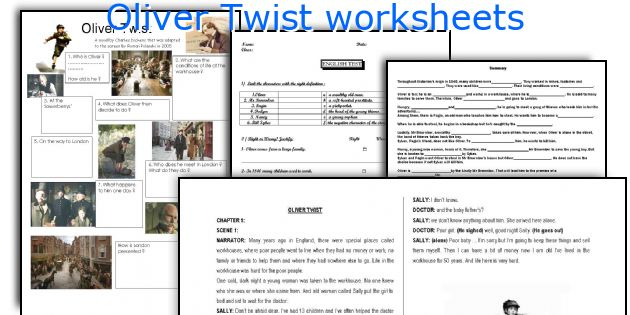 oliver twist coursework help