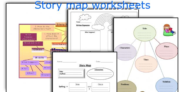 Collection of Story Map Worksheets Sharebrowse – Story Map Worksheet