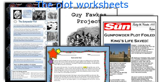 The plot worksheets