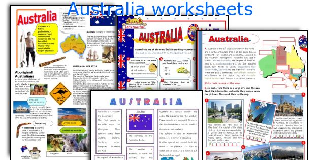 an introduction to australia pdf for esl students