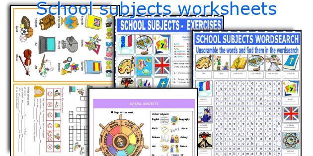 Esl vocabulary worksheets high school