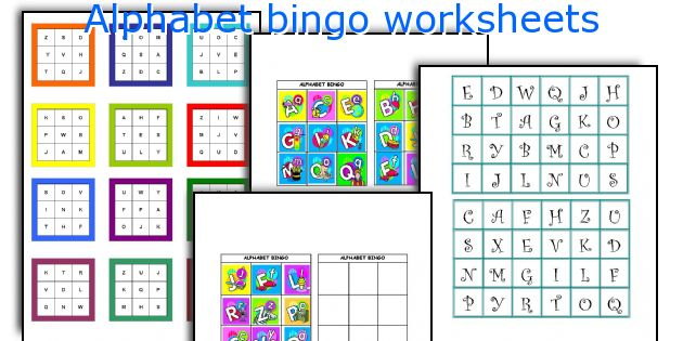 Common Worksheets » Time Bingo Worksheets - Preschool and ...