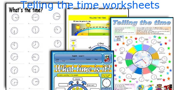 Telling The Time Worksheets. Worksheet. Time Concepts Worksheets At Mspartners.co